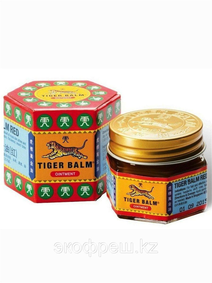 Тигровый бальзам красный (Tiger Balm Red Ointment) 21 мл