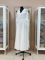 Платье Лейла белое