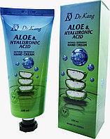 Dr.Kang Крем для рук с алоэ и Гиалуроновой кислотой Aloe & Hyaluronic Acid Hand Cream / 100 мл.