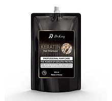Dr.Kang Профессиональный шампунь с кератином Keratin Professional Hair Shampoo / 500 мл.