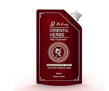 Dr.Kang Маска-бальзам для интенсивного оздоровления волос и кожи головы Oriental herbs Hair Treatment 500мл