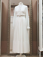 Платье Венера белое