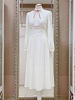 Платье Инкар белое