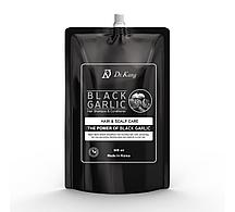 """Dr.Kang Black Garlic Шампунь и Кондиционер 2в1  """"Черный Чеснок"""" 500мл."""