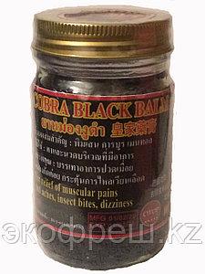 Тайский черный бальзам с коброй (Cobra Black Balm) 100 гр
