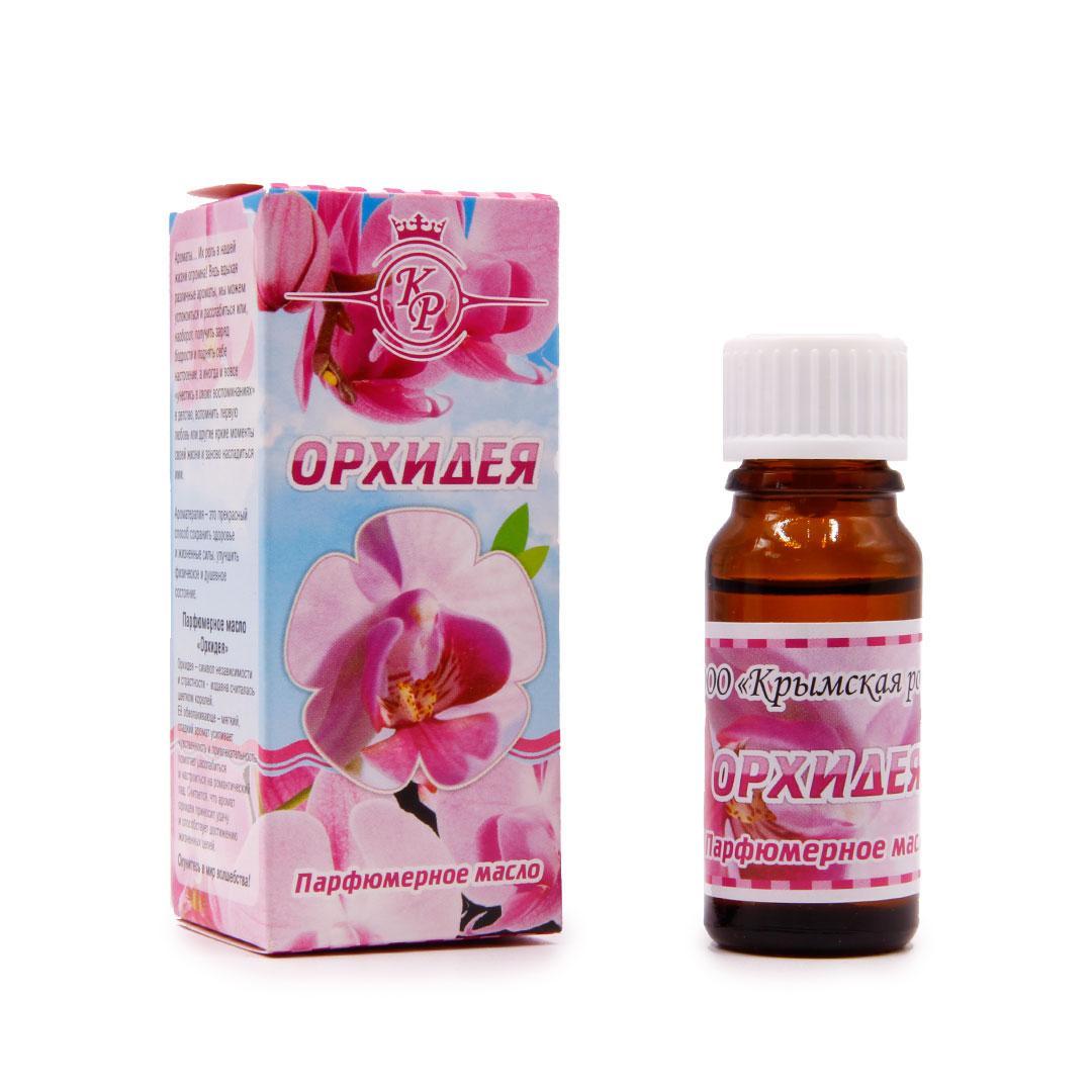 Орхидея, парфюмерное масло, 10 мл