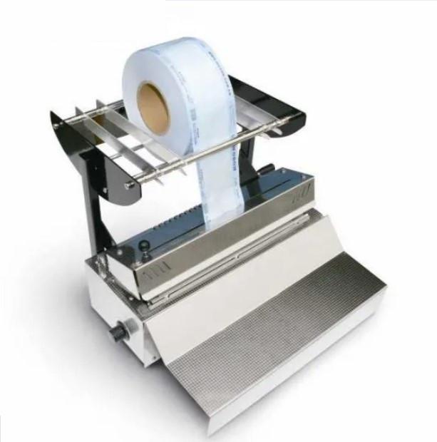 Запечатывающее устройство для рулонов в стоматологии. Упаковочная машина для стерилизации - фото 4