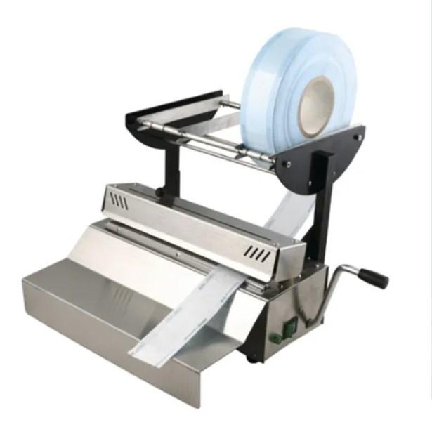 Запечатывающее устройство для рулонов в стоматологии. Упаковочная машина для стерилизации - фото 1