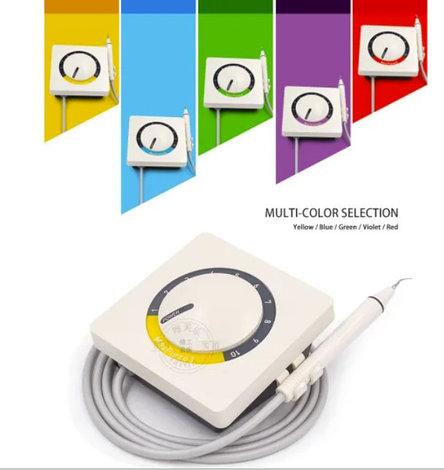 Ультразвуковой пьезо скалер с LED подсветкой + 6 наконечников, фото 2
