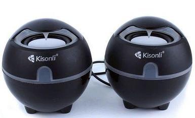 Колонки акустические Kisonli S-999 с усовершенствованным динамиком