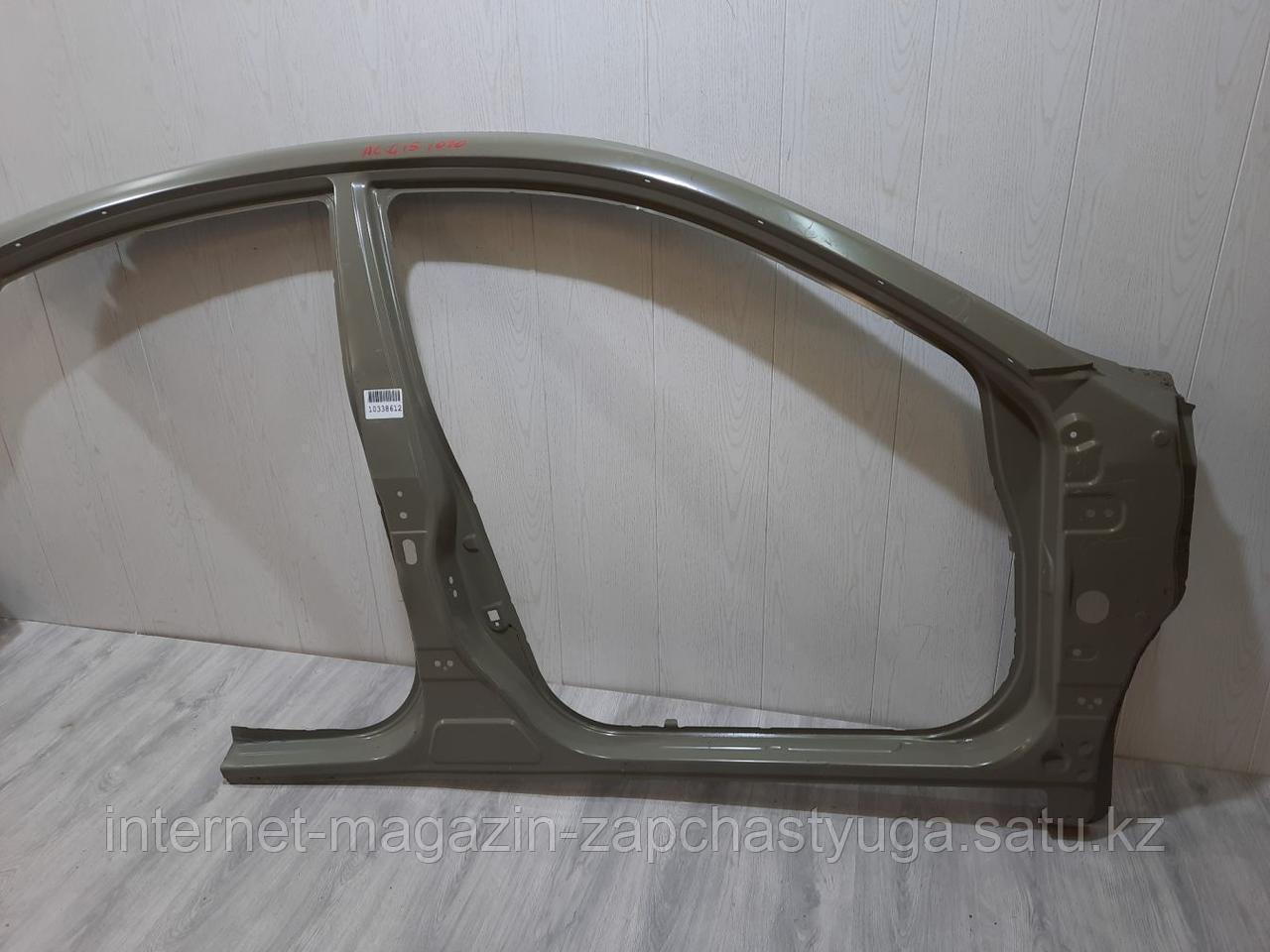 76022-4AA8A Боковина кузова правая для Nissan Almera G15 2012-2018 Б/У - фото 3