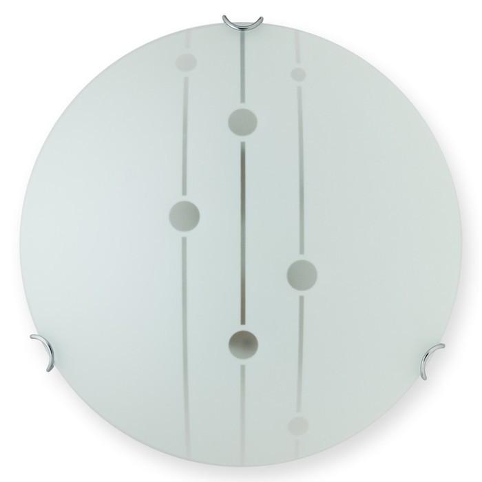 Светильник Madison 2x60Вт E27 белый 8x30см
