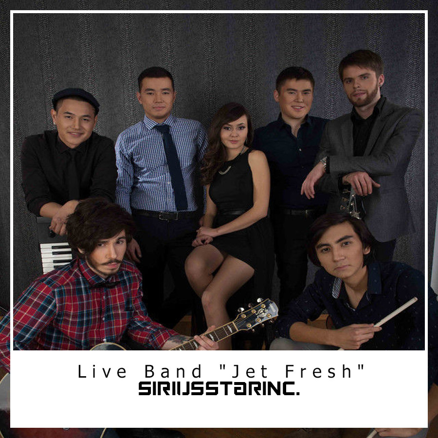 "Live Band ""Jet Fresh"""