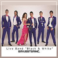 """Live Band """"Black & White"""""""