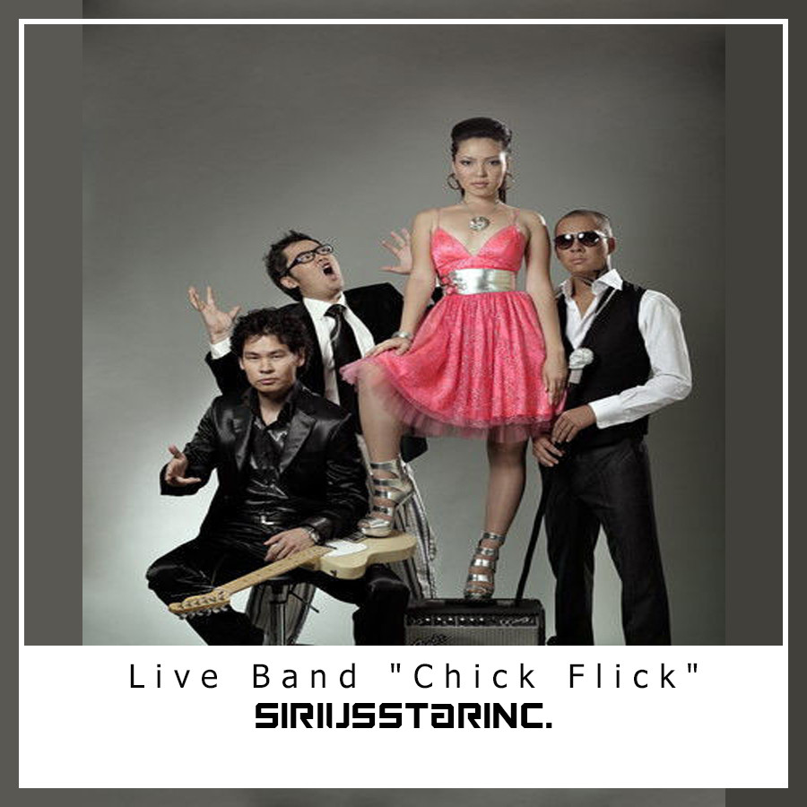 """Live Band """"Chick Flick"""""""