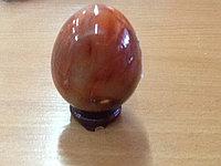 Сувенир Яйцо из сардоникса