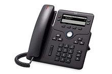 Cisco CP-6851-3PW-CE-K9= IP-телефон, 4 X SIP, 2 X GE, POE, с БП