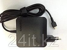 Блок питания  для Lenovo, 20V, 45W, 2.25A, разъем: USB-C - Оригинал