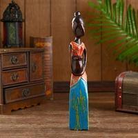 Сувенир из дерева 'Вуландари' 7х5х30 см
