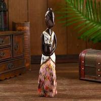 Сувенир из дерева 'Кинта' 7х5х30 см