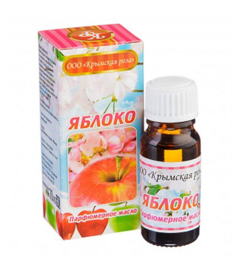 Яблоко, парфюмерное масло, 10 мл