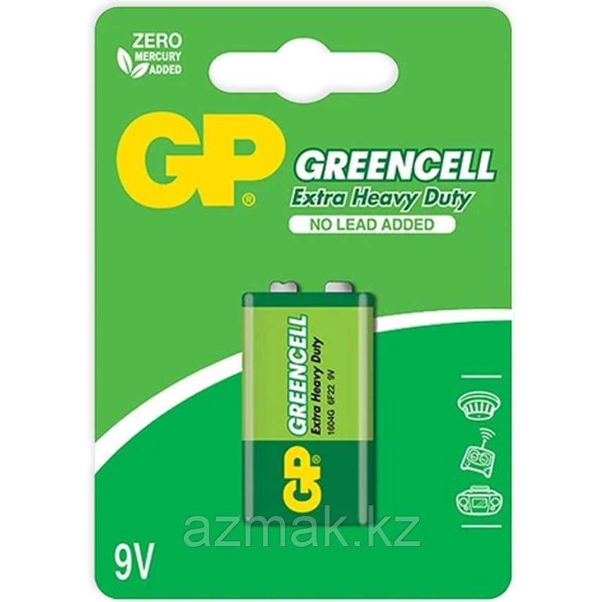 Батарейки GP Greencell 1604G-BC1