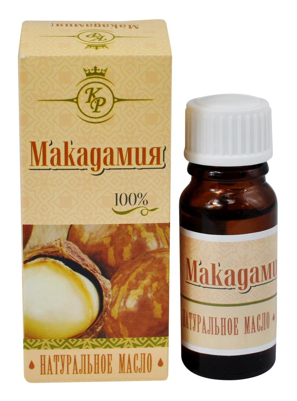 Макадамия, косметическое масло, 10 мл