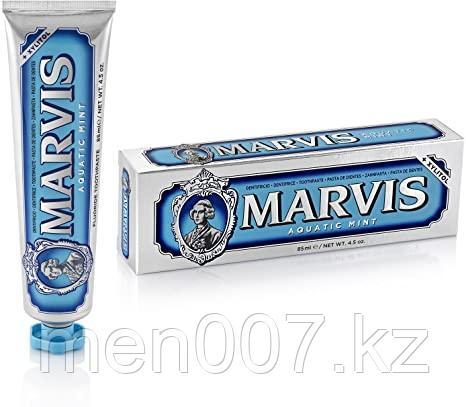 Marvis зубная паста Aquatic Strong Mint (Свежая мята) 85 мл
