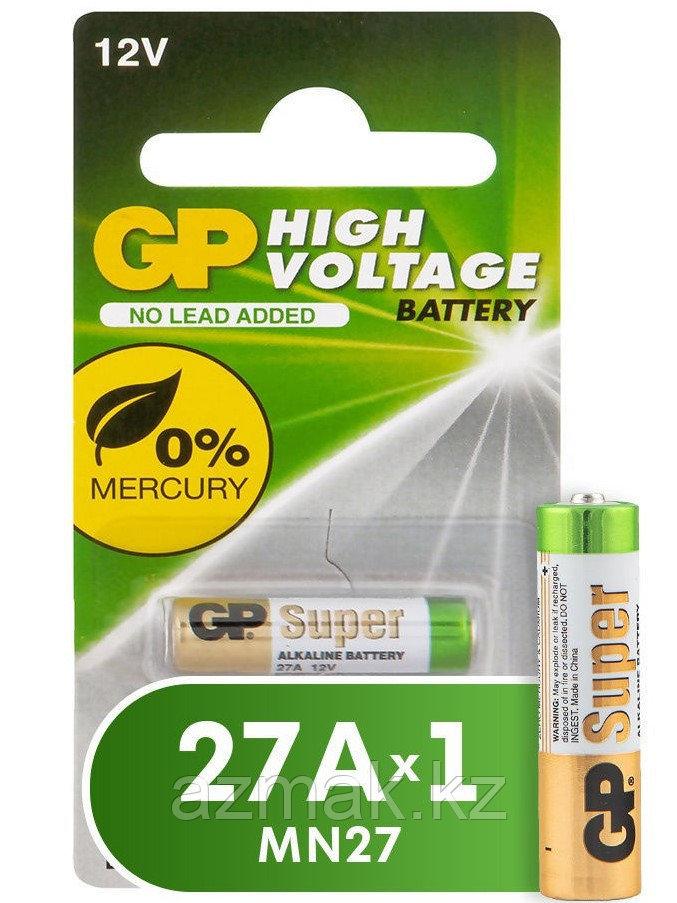 Батарейки GP 27А-ВС1