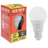 Светодиодная лампа СТАРТ LED GLS E27 10W 30