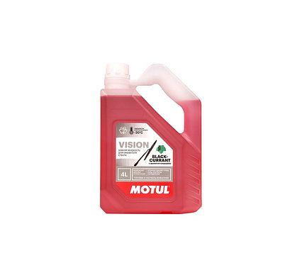 (Незамерзайка) Зиминяя жидкость для омывателя стекла  4L с ароматом смородины MOTUL -20