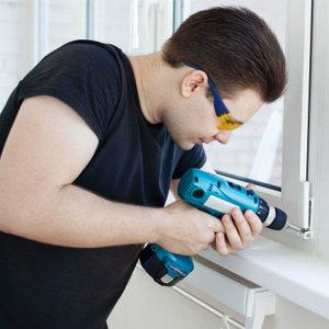 монтаж и ремонт окон и дверей