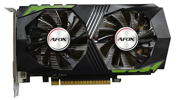 Видеокарта GTX 750 Ti /2GB DDR5 128-bit AFOX