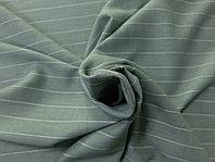 Ткань Хлопок+Лён Зелёный