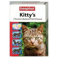 Витамины Beaphar 'Kitty's' для кошек, микс 180 шт (комплект из 2 шт.)