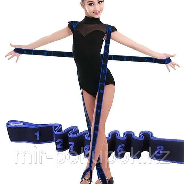 Эспандер лента резина для растяжки - фото 2