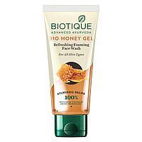 Гель для умывания с медом, 100 мл, Bio Honey, Biotique