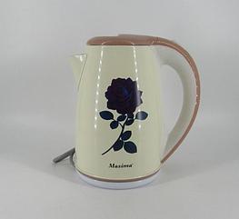 """Электрический чайник """"MASIMA"""" (2л)"""