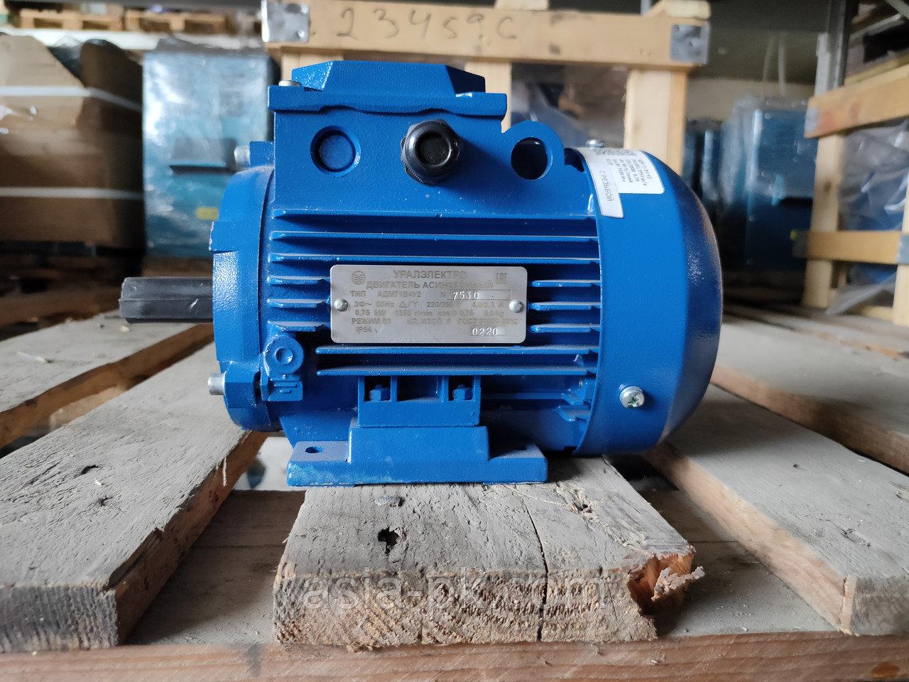 Электродвигатель 0.18кВт АИР56А2IM1081 380В