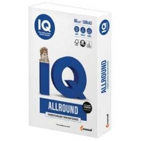 """Бумага """"IQ ALLROUD"""", А3, 80 гр/м2, 500 л, КЛАСС """"В"""""""
