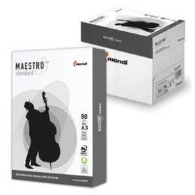 "Бумага ""Maestro Standard"", А3, 80 гр/м2, 500 л, КЛАСС ""С""."