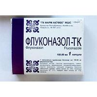 Флуконазол-ТК 150 мг №1 капс. / Фарм Актобе ТК (Казахстан)