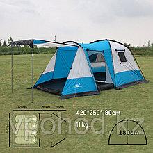 Палатка MIMIR 1620 четырехместная , стальной каркас