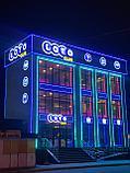 Светодиодная подсветка здания, фото 3