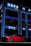 Светодиодная подсветка здания, фото 2