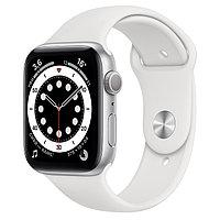 Apple Watch Series 6 44mm Серебристые
