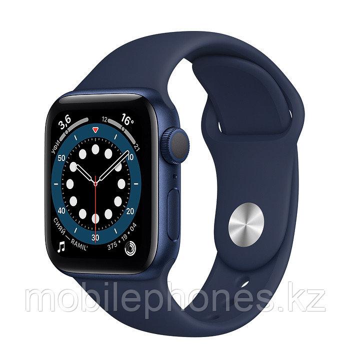 Apple Watch Series 6 40mm Синие