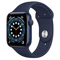 Apple Watch Series 6 44mm Синие
