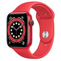 Apple Watch Series 6 44mm Красные