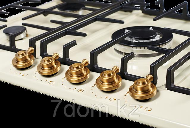 Варочная панель газовая Kuppersberg FV9TGRZ C Bronze, фото 2